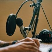 Podcast-Sprecher